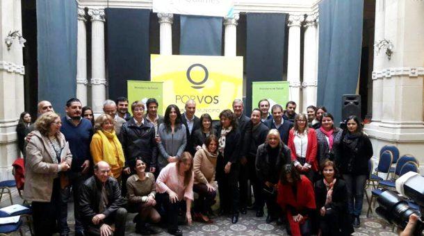 Asistentes a la primer reunion del Consejo consultivo sobre Salud Mental