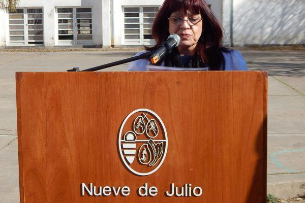 Directora Mabel Pereyra