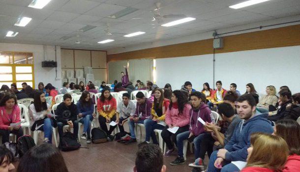 Aspecto de la V Jornada de filosofia en la Tecnica