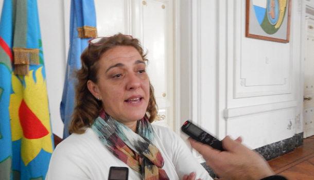 Dra Analia Paoltroni coordinadora de la carrera de Tecnico en Hemoterapia