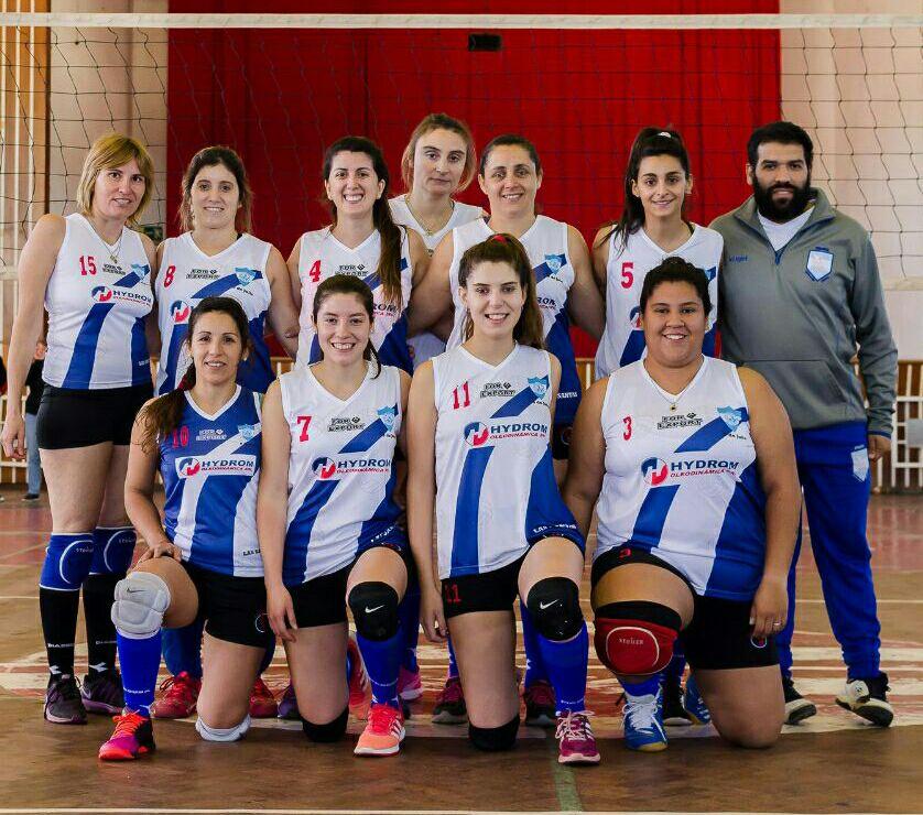 San Martínes sede de un torneo  Regional de VóleyFemenino