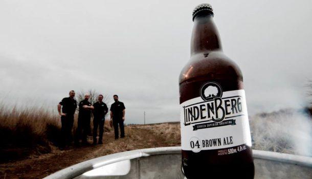 La cerveza LindenBerg 04 Brown Ale, es Medalla de Plata en Alemania