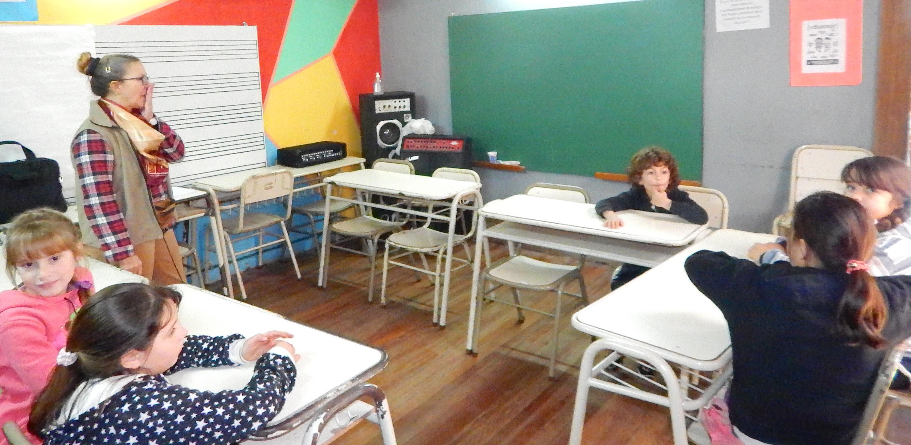 Vacaciones de Invierno: La Inspección Distrital propone actividades en la Escuela de Estética y el CEF 101