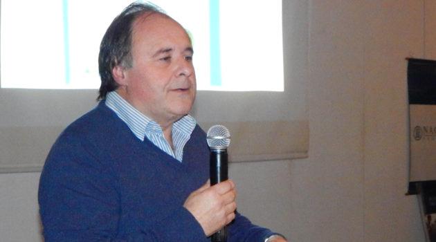 Miguel Taboada del INTA Castelar dejo amplios conceptos sobre cambio climatico