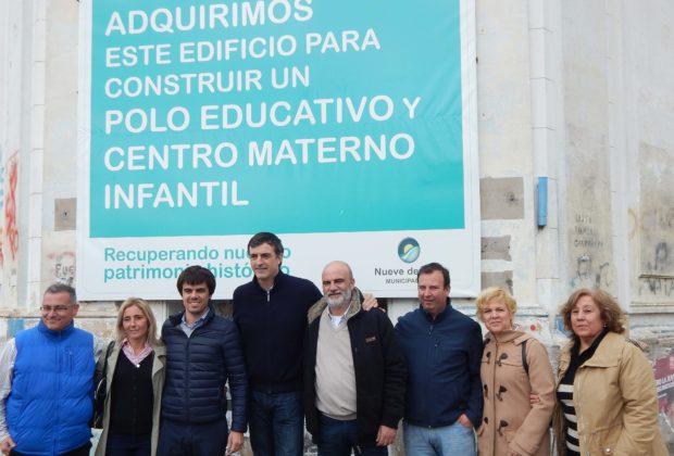 Bullrich junto a los candidatos a Concejales y Consejeros de Cambiemos