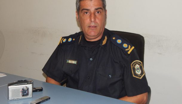 Comisario Mayor RA Fabian Beltran