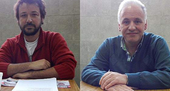 Franco Caruso y Dario Lanieri encabeza dos listas de Izquierda que buscaran una banca en Octubre