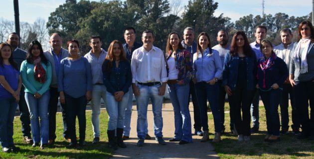 Integrantes de lista a pre candidatos concejales en elecciones PASO