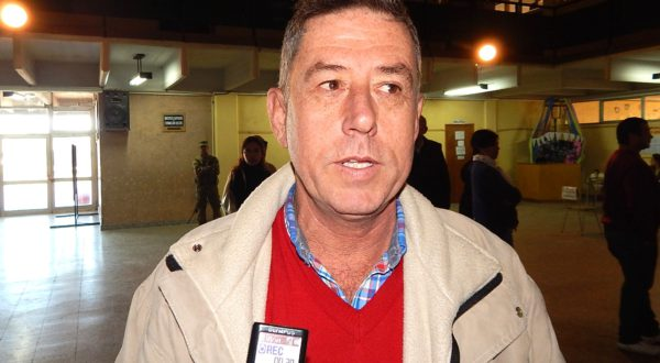 Juan Jose Gutierrez adelanto detalles de la Clase Abierta en la Otto Krause