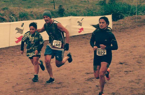 Grandes y chicos disfrutaron de la maraton virgen niña