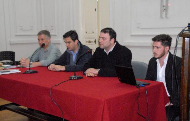 Barroso durante la apertura