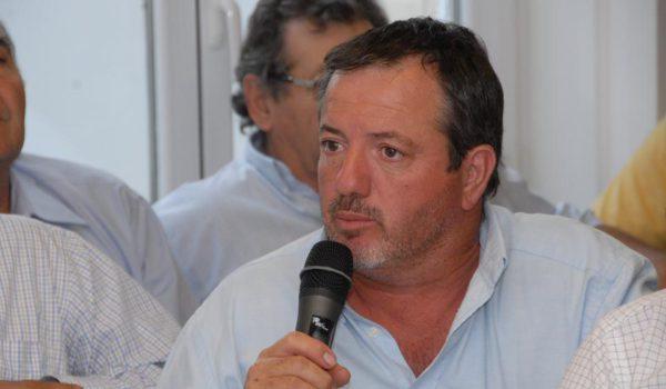 Carlos Bories durante una de sus intervenciones – foto Coninagro