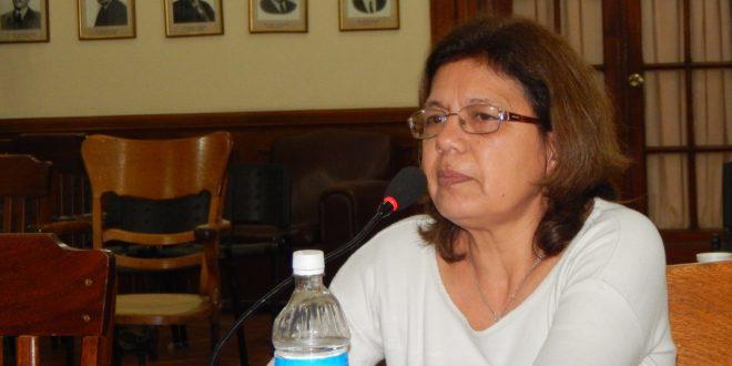 Concejal Mirta Vallejo