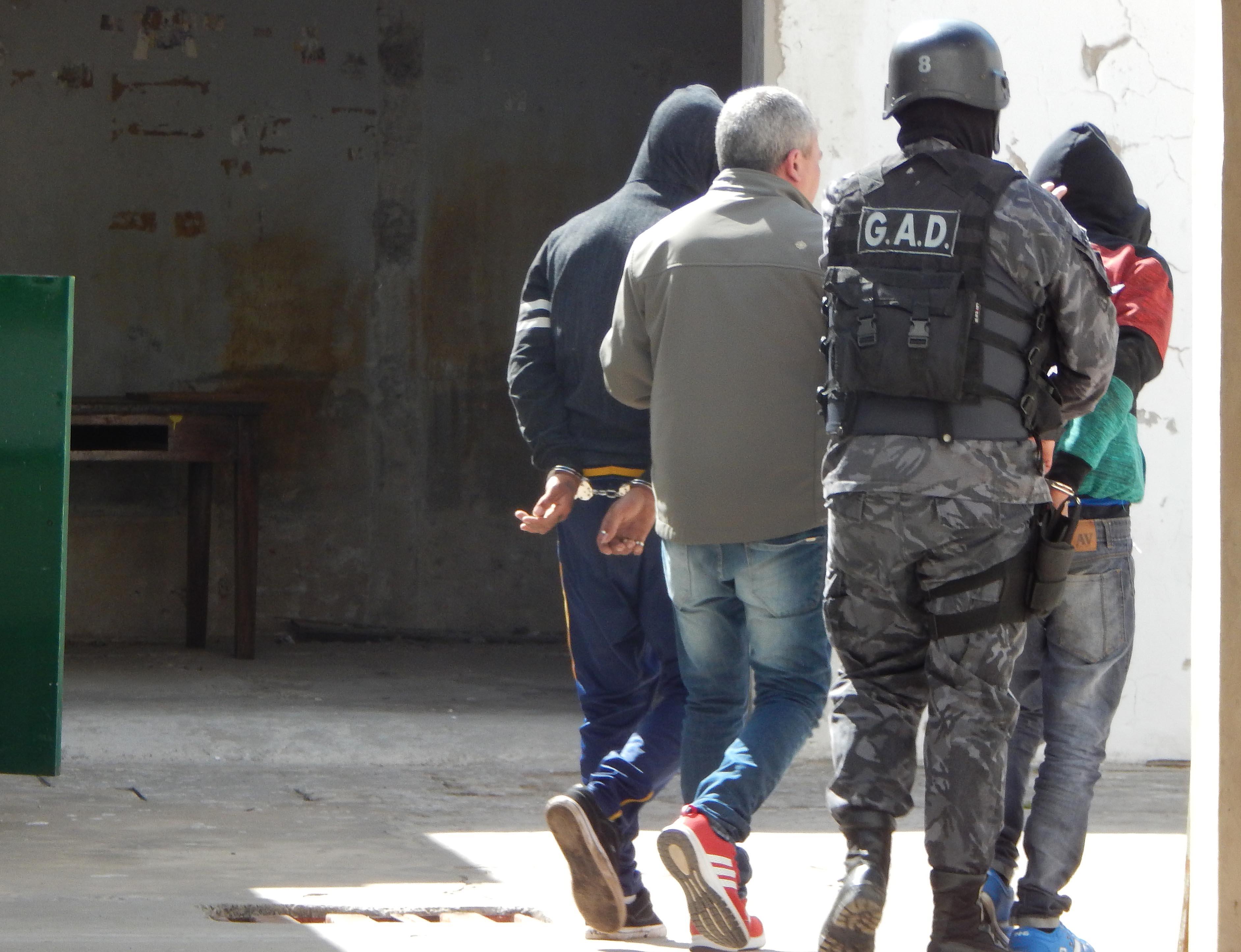 Policia Comunal de 9 de Julio firme contra la comercialización de drogas