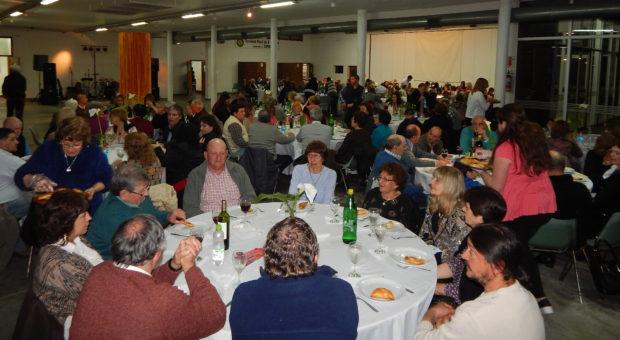 Doscientas personas engalanaron la 37 Fiesta del Agricultor en Sociedad Rural de 9 de Julio