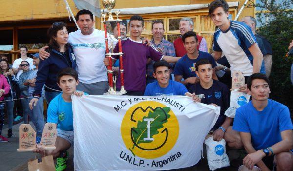Escuela Inchausti se llevo la Copa Challenger