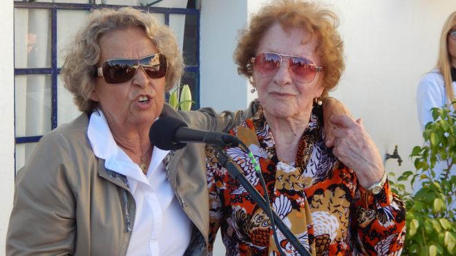 Ex Directoras Graciela Finamore y Englentine Gennini