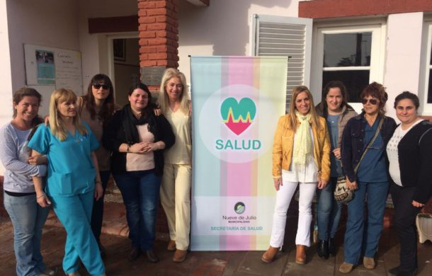 Integrantes de Salud bajo Control en French