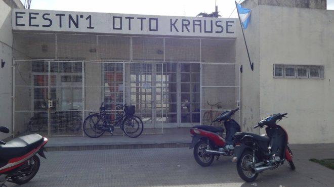 La inscripción se realiza en Escuela Tecinca Otto Krause