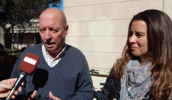 Mascheroni junto a Molinari