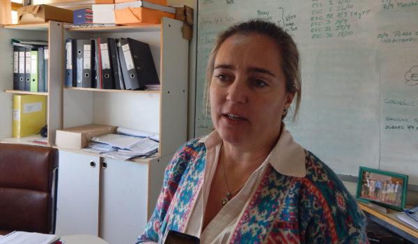 Profesora Leticia Arruiz