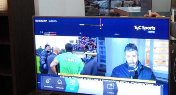 Smart TV de 50 pulgadas que se sorteara el 30 de septiembre