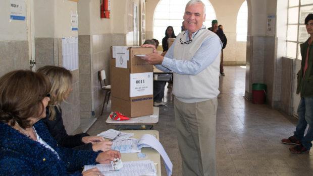 Walter Battistella confió que pensó muy bien su voto