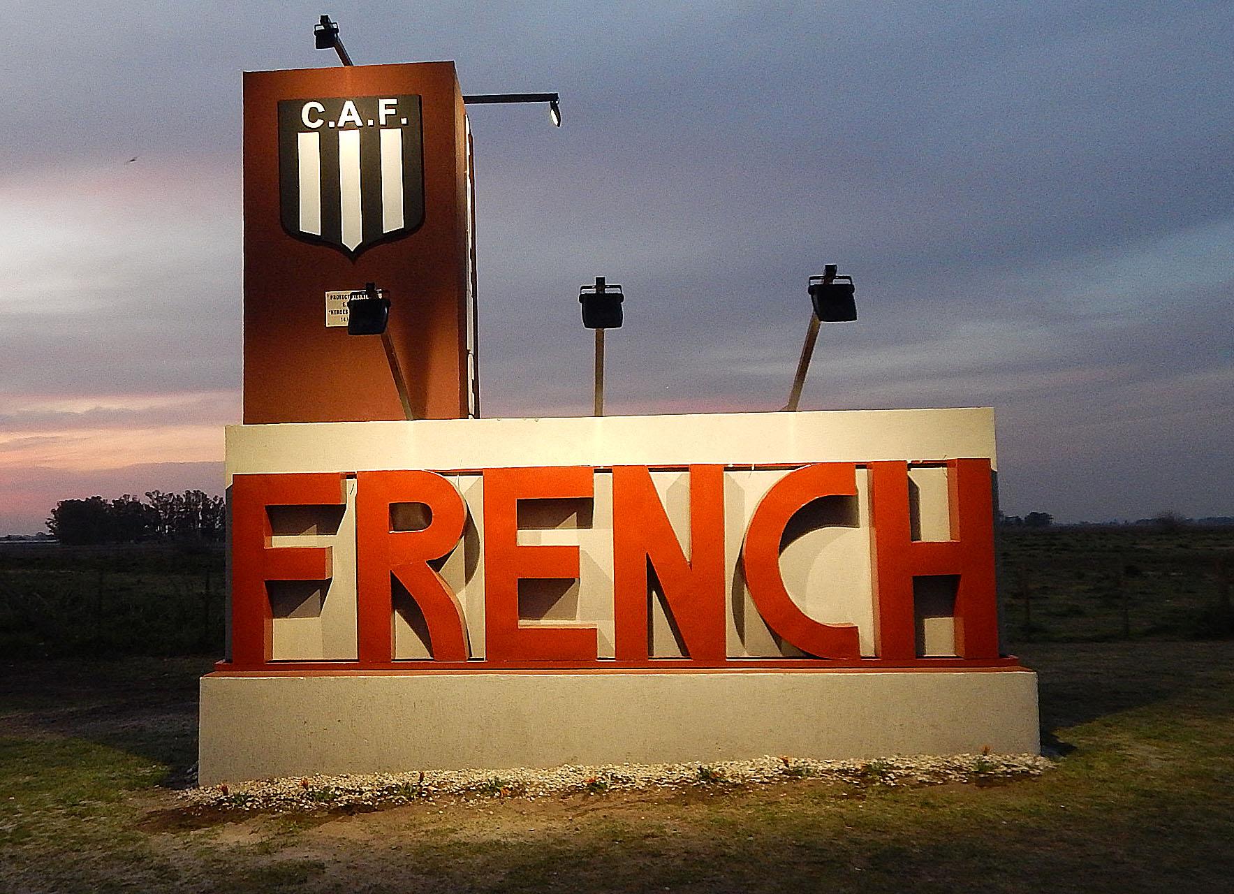 Los días 24 al 26 de noviembre se desarrolla la 10ma. Fiesta provincial del Pure de French