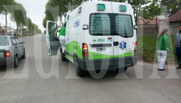Dos menores fueron derivadas al Hospital Julio de Vedia