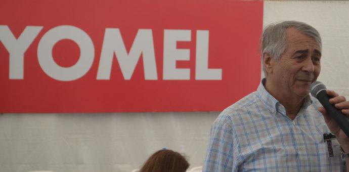 Jorge Medica, es presidente de Yomel