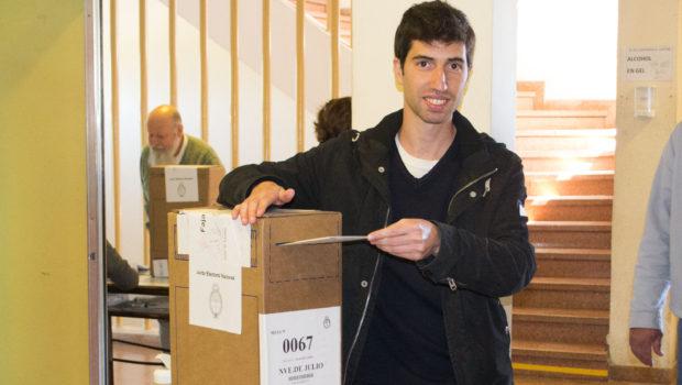 Juan Pablo Parise fue electo concejal por 9 de Julio