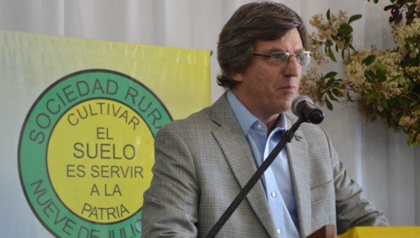 Matias de Velazco, presidente de CARBAP