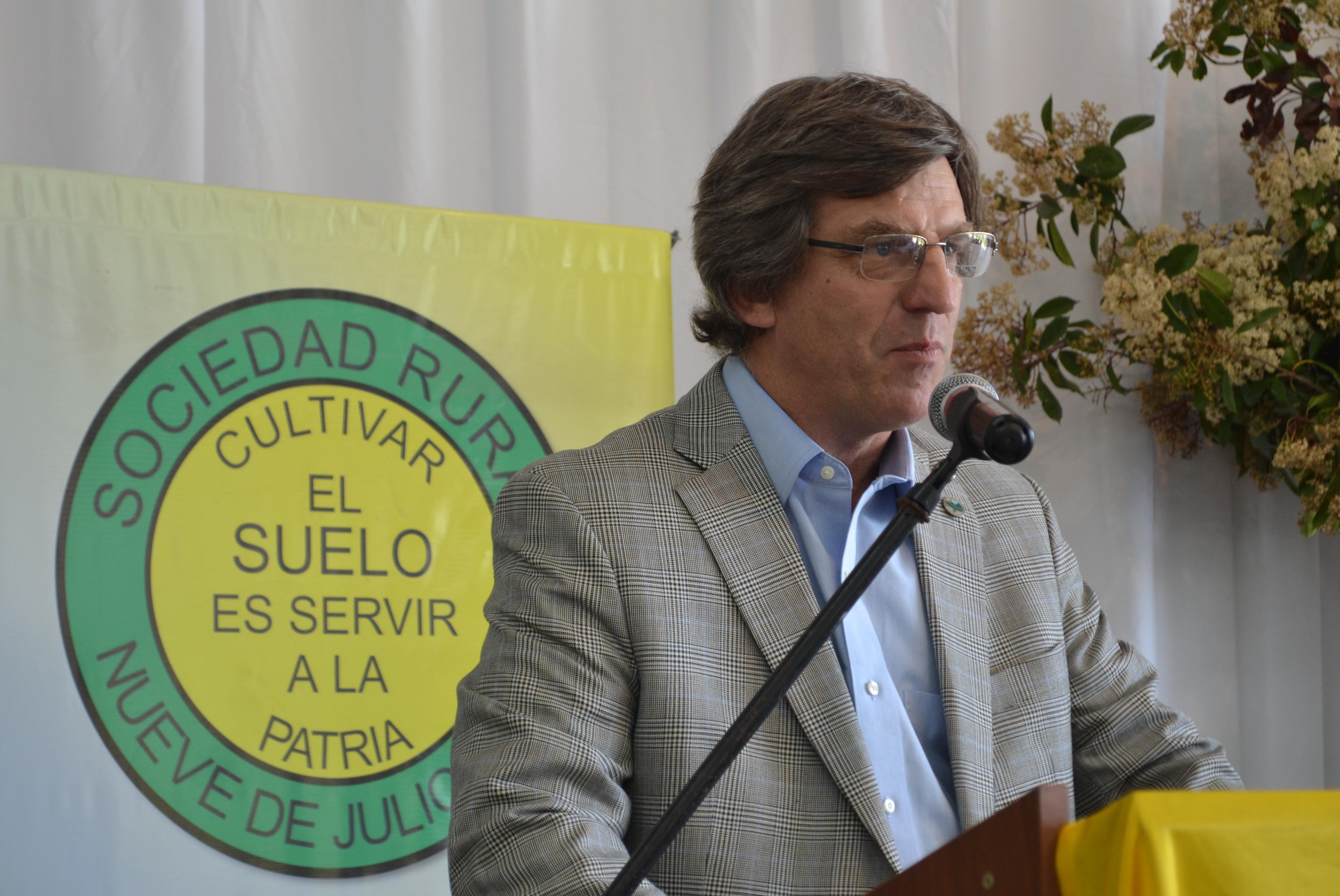 CARBAP: El Gobierno de Vidal le está dando la espalda al campo