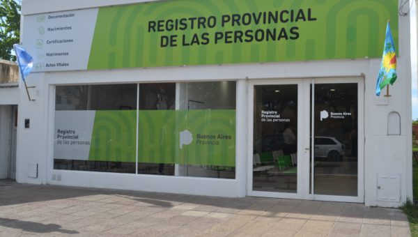 Nueva sede Registro Civil