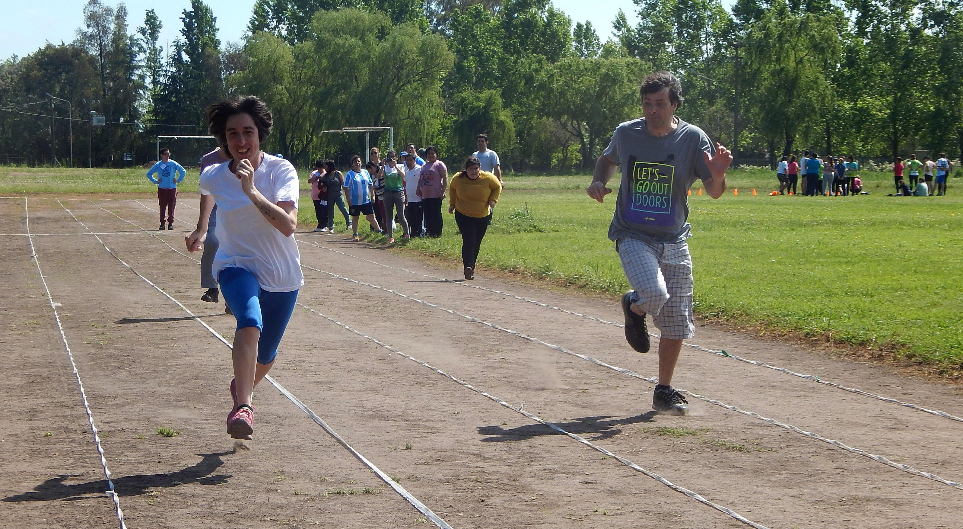 Destacan a 9 de Julio por tomar la posta en fomentar el deporte en las personas con discapacidad