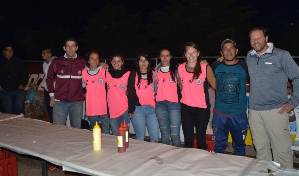 Sub Comision de Futbol del Club San Agustin propuso una cantina