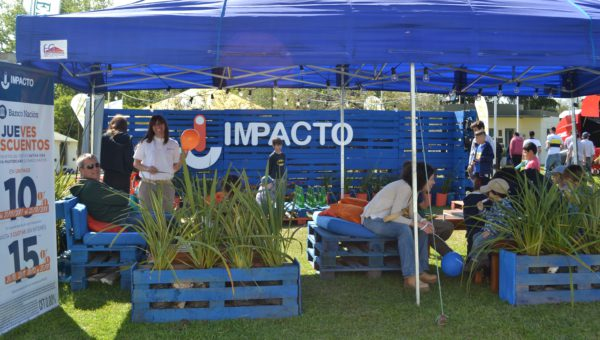 Supermercado Impaco mejor Stand de la 120° Expo Rural