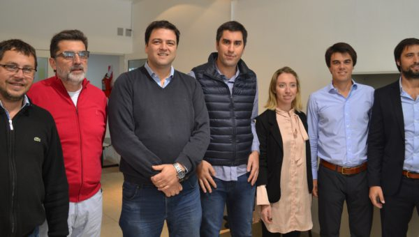 Vivani, Silvestre, Barroso, Mosca, Diguardo, Barbieri y Fortte