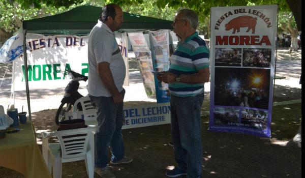 La fiesta del Lechón de Morea es otra de los encuentros iconos del distrito