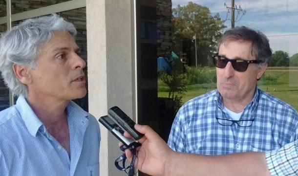 Fenigann y Dinucci en dialogo con El Regional Digtial
