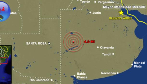 Infografia del sismo
