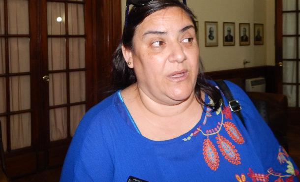 Inspectora de Secundaria Claudia Appella