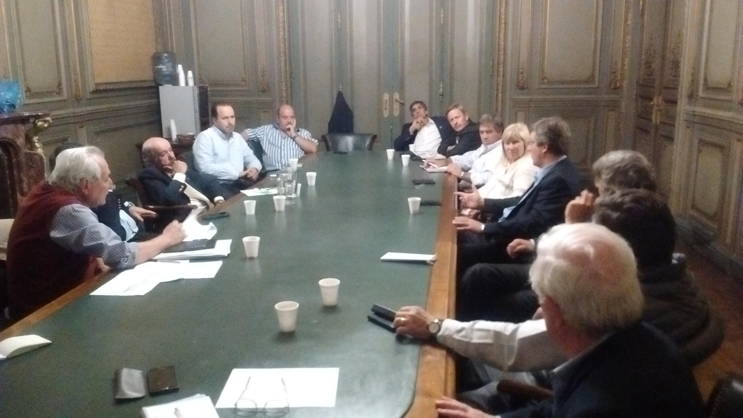 Frente al incremento del inmobiliario rural en Bs. As. se reunió la Mesa Agropecuaria Provincial