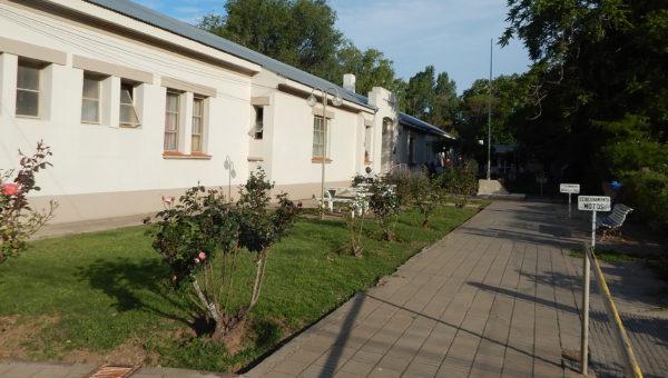 La Kermese se realizara en el patio del Hogar