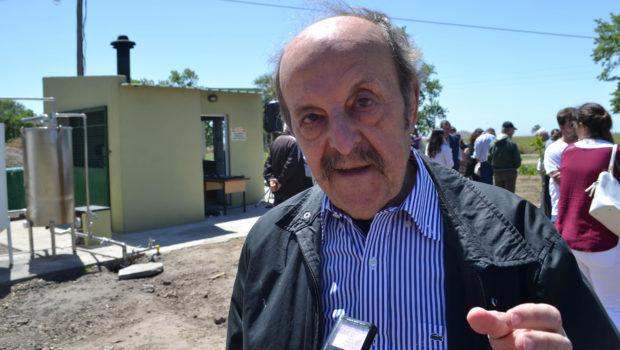 Luego de asistir a la inauguración del Biodigestor, Julio Barbaro dialogo con El Regional Digital