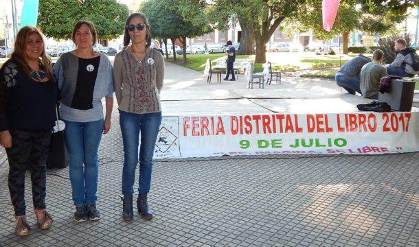 Marcela Rivero, Maria Laura Mosqueira y Romina Buffone