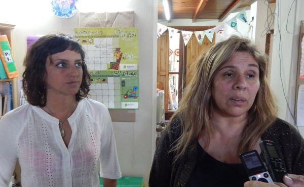 Marcela Rivero y Belen Aramayo