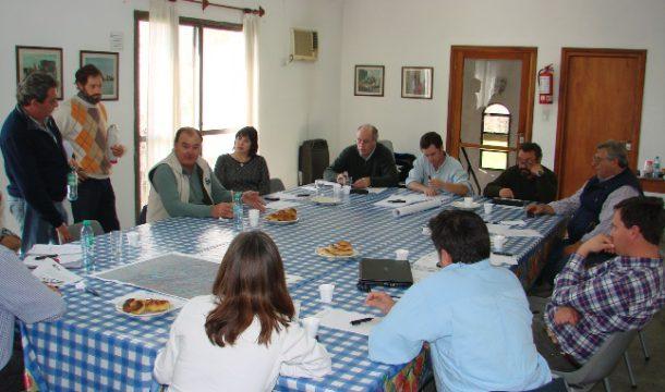Reunión Mesa de Zona 1 de CARBAP  – foto archivo