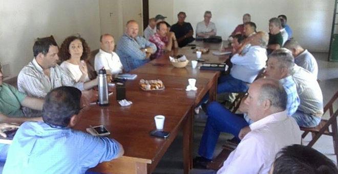 Reunion de CARBAP en Pergamino