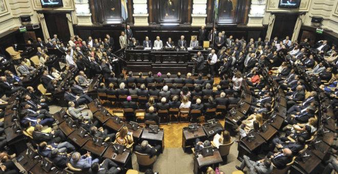 La Legislatura bonaerense aprobaria hoy el aumento del 50 por ciento en el IIR